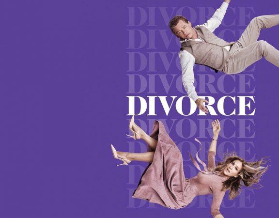 series de televisión sobre divorcios
